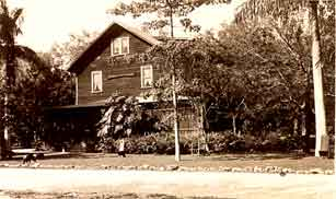 Royal Palm Lodge c.  1930.